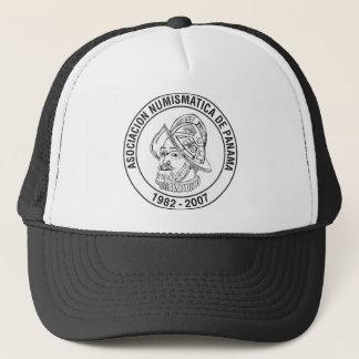 Asociación Numismática De Panamá gorra Trucker Hat