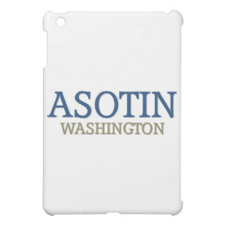 Asotin Washington iPad Mini Case