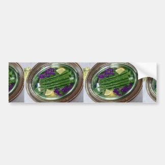 Asparagus Bumper Sticker