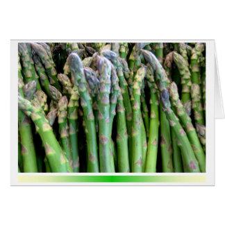 Asparagus Card
