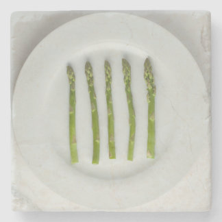 Asparagus Drinks' Coaster