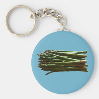 Asparagus Keychain