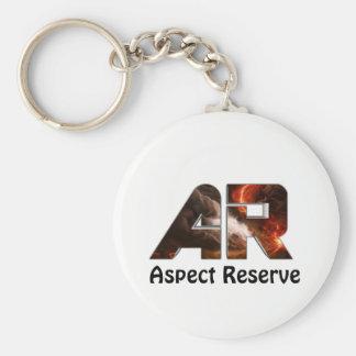 Aspect Reserve Logo Key Chain