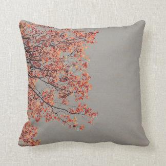 Aspen Branches Throw Pillow