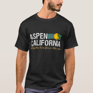 Aspen California T-Shirt
