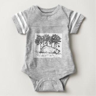 Aspen Grove Baby Bodysuit