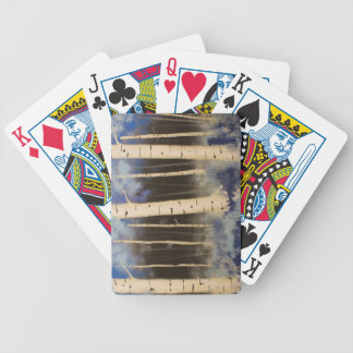 Aspen Grove Bicycle Playing Cards