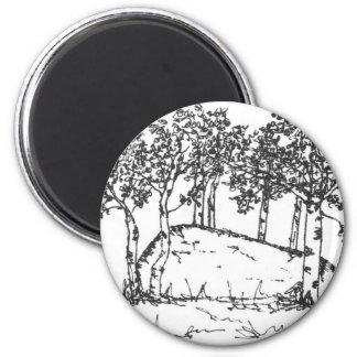 Aspen Grove Magnet
