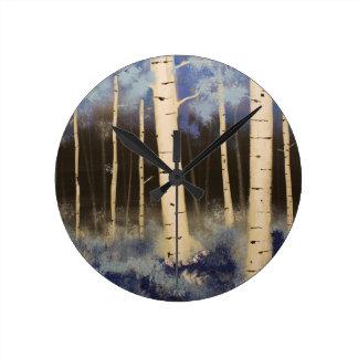 Aspen Grove Wall Clocks