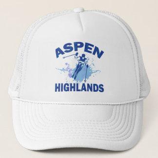 ASPEN HIGHLANDS TRUCKER HAT