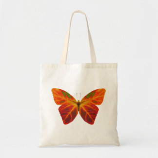 Aspen Leaf Butterfly 2 Tote Bag
