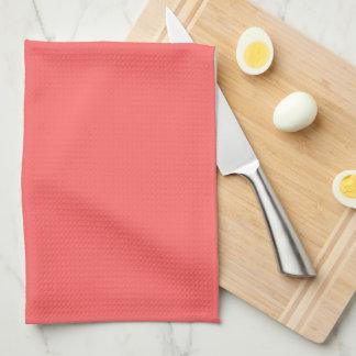 Aspen Peach Kitchen Towel