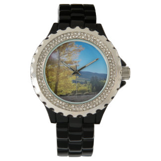 Aspen Sunrise Wristwatch