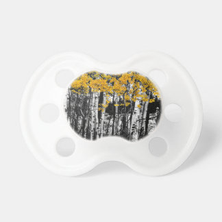 Aspen Touch of Orange Pacifier