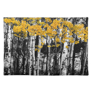 Aspen Touch of Orange Placemat