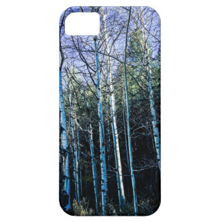 Aspen trees in the fall iPhone 5 cover