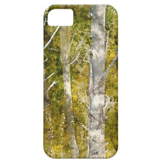 Aspen Trees in the Fall iPhone 5 Covers