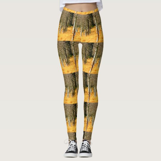 aspen woods leggings