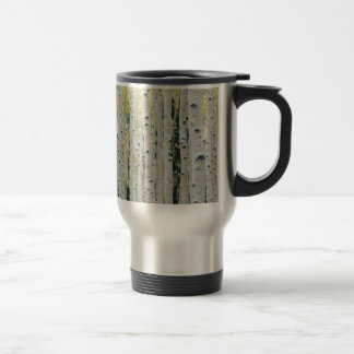 Aspens Forest - Painted Travel Mug