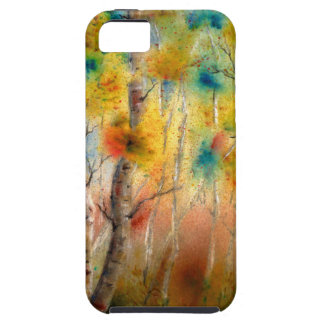 Aspens in Fall iPhone 5 Cases