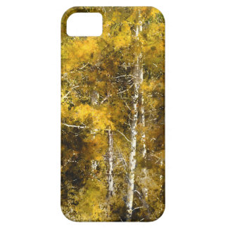 Aspens in the Fall Case For The iPhone 5