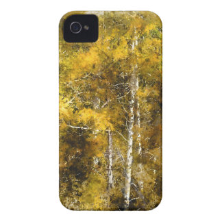 Aspens in the Fall Case-Mate iPhone 4 Case