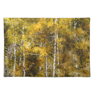 Aspens in the Fall Placemat