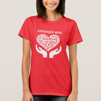Asperger Mom T-Shirt