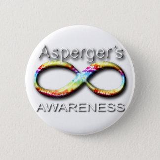 Aspergers Awareness 2 Inch Round Button