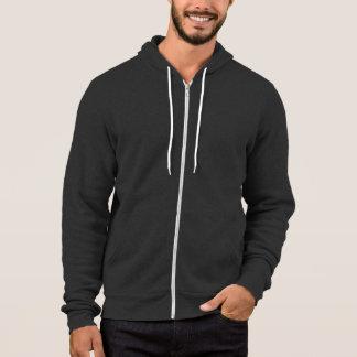 Asphalt : California Fleece Zip Hoodie