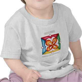 Aspie Code - Break No Promise T-shirts