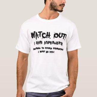 Aspie Horror T-Shirt