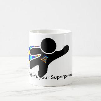 Aspie Superpower Coffee Mug