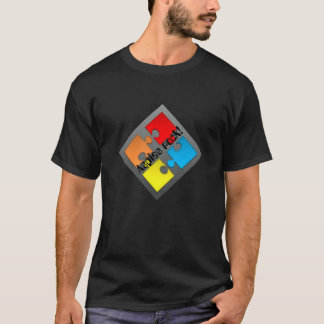 """Aspies rock"" t-shirt"