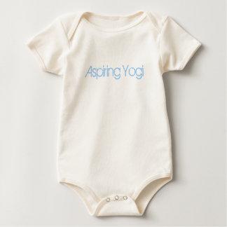 Aspiring Yogi Baby Bodysuit