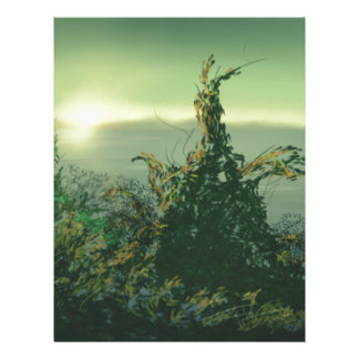 Aspiring Young Tree Letterhead