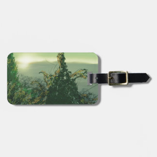 Aspiring Young Tree Luggage Tag