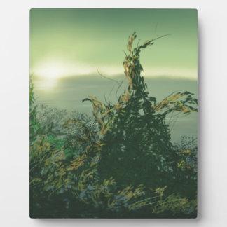 Aspiring Young Tree Plaque