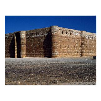 Asr Kharana, Jordan Postcard