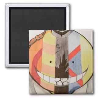 Assasination classroom koro sensei button magnet