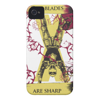 assassin our blades are sharp iPhone 4 cover