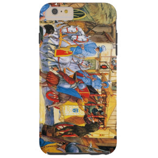 Assassinat de Henri IV par Ravaillac Tough iPhone 6 Plus Case