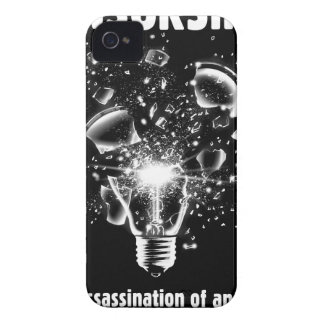Assassination of an Idea iPhone 4 Case