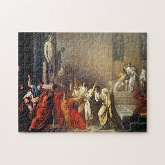 Assassination of Julius Caesar Jigsaw Puzzle