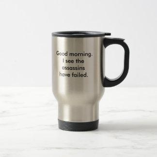 Assassins Coffee Mugs