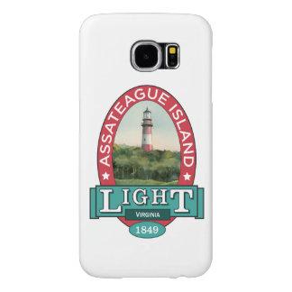 Assateague Island Light Samsung Galaxy S6 Case