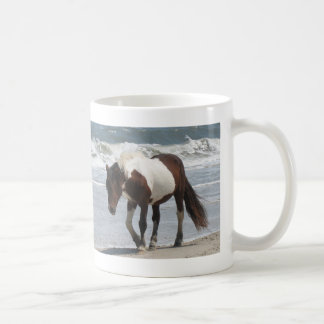 Assateague Island Pony Coffee Mug