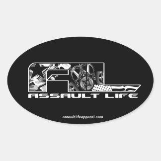 Assault Life - rogue sticker