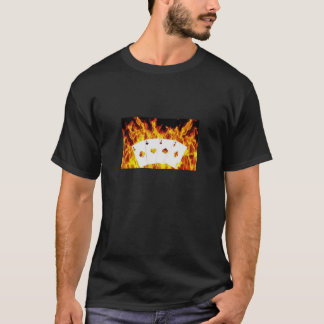 Asse in flames T-Shirt