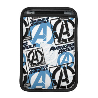 Assemble Pattern iPad Mini Sleeves